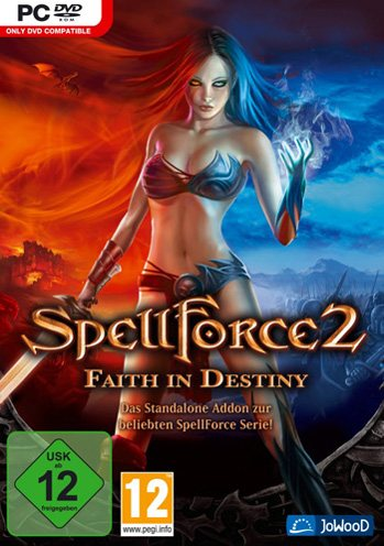 Spellforce 2 Faith in Destiny Key kaufen