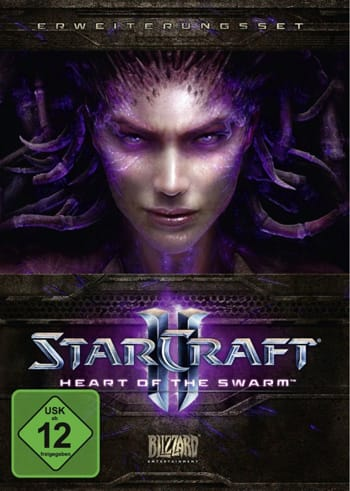 Starcraft 2 - Heart of the Swarm Key kaufen - SC2 HOTS Key