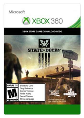 State of Decay - Xbox 360 Download Code kaufen