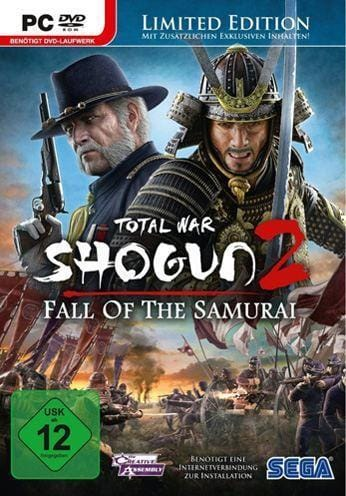 Total War Shogun 2 Fall of the Samurai Key kaufen und Download über Steam