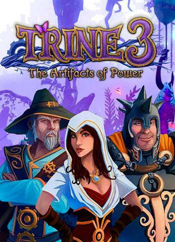 Trine 3 - The Artifacts of Power kaufen für Steam Download