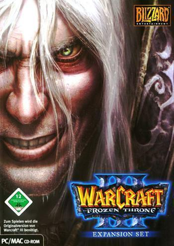 Warcraft 3 Frozen Throne Key kaufen und Download