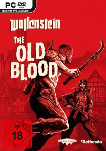 Wolfenstein - The Old Blood Key kaufen für Steam Download