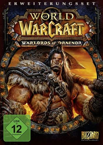 World of Warcraft - Warlords of Draenor Key kaufen und Download