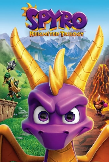 Spyro Reignited Trilogy Key kaufen