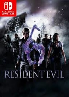 Resident Evil 6 Nintendo Switch Download Code kaufen
