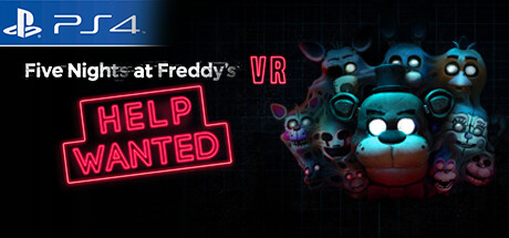 Five Nights at Freddy's VR Help Wanted PS4 Code kaufen