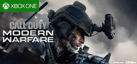Call of Duty Modern Warfare Xbox One Code kaufen