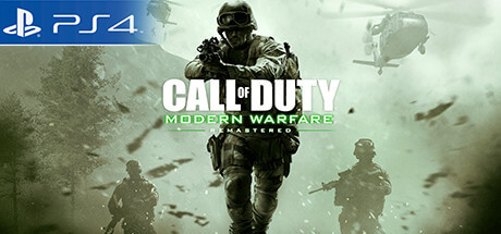 Call of Duty Modern Warfare Remastered PS4 Download Code kaufen