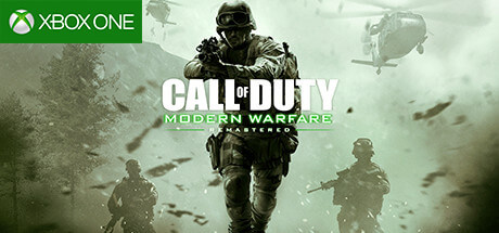 Call of Duty Modern Warfare Remastered Xbox One Download Code kaufen