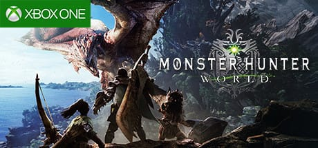 Monster Hunter World Xbox One Code kaufen