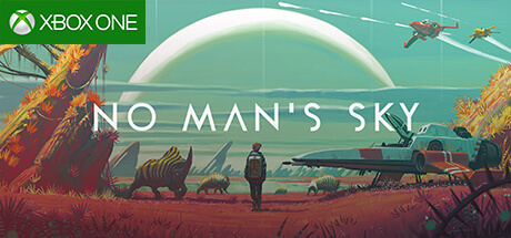 No Man's Sky Xbox One Code kaufen