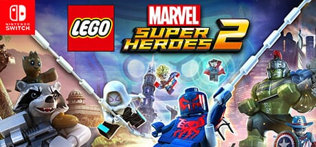 LEGO Marvel Super Heroes 2 Nintendo Switch Download Code kaufen