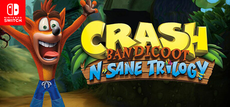 Crash Bandicoot N. Sane Trilogy Nintendo Switch Code kaufen