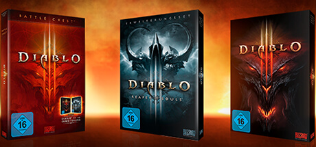 Diablo 3 & Reaper of Souls Bundle Key kaufen - Battlechest