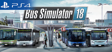 Bus Simulator 18 PS4 Code kauafen