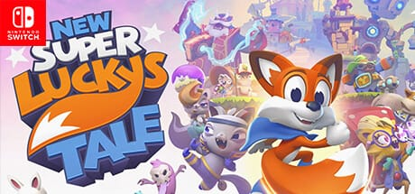 New Super Lucky's Tale Nintendo Switch Code kaufen