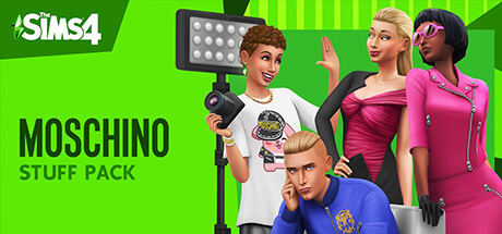 Sims 4 - Moschino-Accessoires-Pack Key kaufen