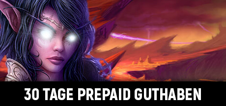 World of Warcraft Gamecard kaufen - Prepaid 30 Tage