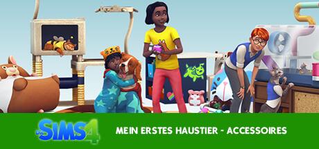 Die Sims 4 Mein Erstes Haustier Accessoires Key Kaufen Preisvergleich Planetkey
