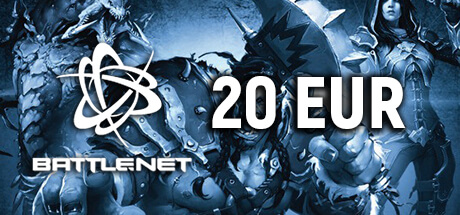 Battle.net Gift Card - 20 Euro kaufen