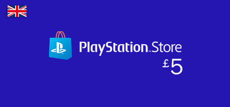 Playstation Network Card UK - PSN Card 5 GBP UK kaufen