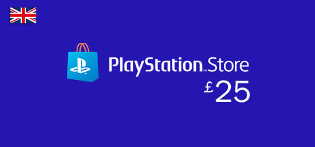 Playstation Network Card UK - PSN Card 25 GBP UK kaufen