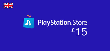 Playstation Network Card UK - PSN Card 15 GBP UK kaufen