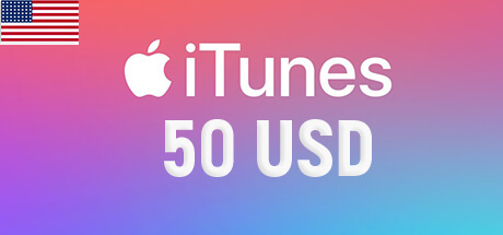 iTunes Card kaufen - 50 USD