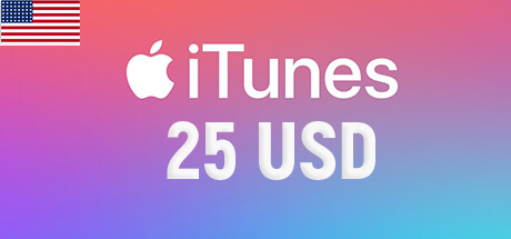 iTunes Card kaufen - 25 USD