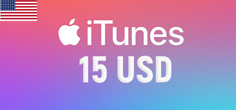 iTunes Card kaufen - 15 USD