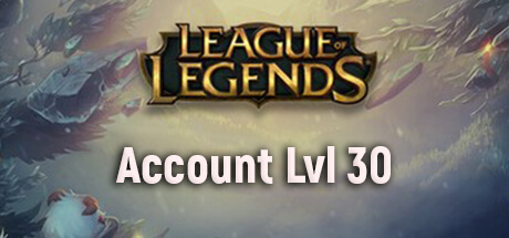 League of Legends Account - Level 30 - Unranked kaufen