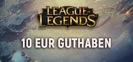 League of Legends 10 EUR Guthaben kaufen