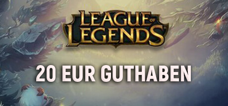 League of Legends 20 EUR Guthaben kaufen