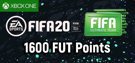 FIFA 20 1600 FUT Xbox One Points Key kaufen