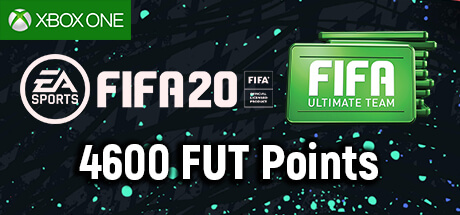 FIFA 20 4600 FUT Xbox One Points Key kaufen