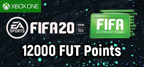 FIFA 20 12000 FUT Xbox One Points Key kaufen