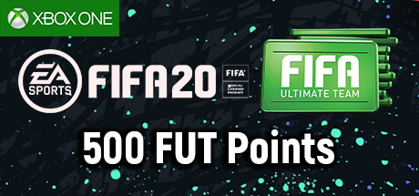 FIFA 20 500 FUT Xbox One Points Key kaufen