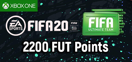 FIFA 20 2200 FUT Xbox One Points Key kaufen