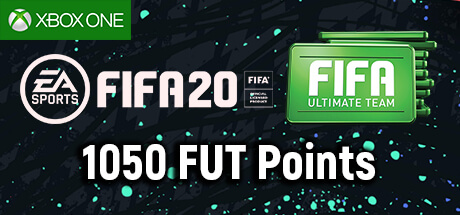 FIFA 20 1050 FUT Xbox One Points Key kaufen