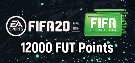 FIFA 20 12000 FUT Points Key kaufen