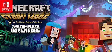 Minecraft Story Mode - The Complete Adventure Nintendo Switch Download Code kaufen