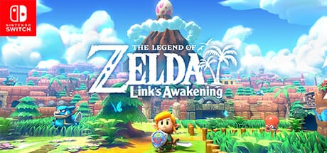 The Legend of Zelda Link's Awakening Nintendo Switch Code kaufen