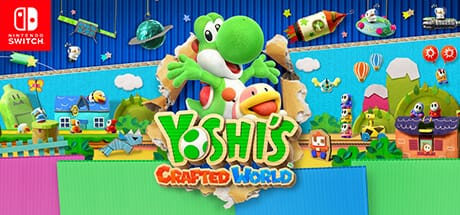 Yoshi's Crafted World Nintendo Switch Download Code kaufen