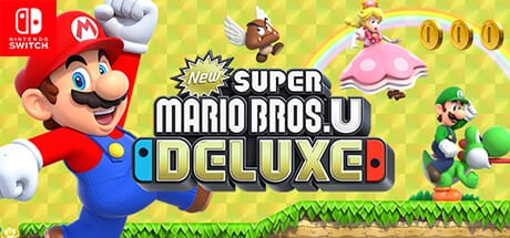 New Super Mario Bros. U Deluxe Nintendo Switch Download Code kaufen