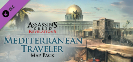 Assassins Creed Revelations - Der mediterrane Reisende DLC Key kaufen