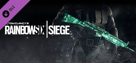 Rainbow Six Siege - Emerald Weapon Skin Key kaufen