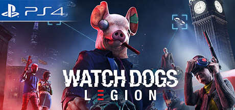 Watch Dogs Legion PS4 Code kaufen