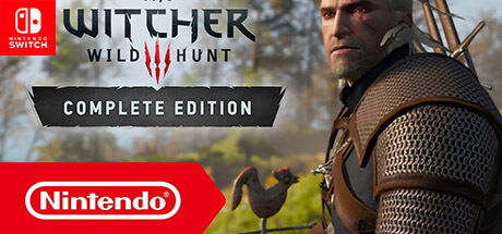 The Witcher 3 Wild Hunt Complete Edition Nintendo Switch Code kaufen