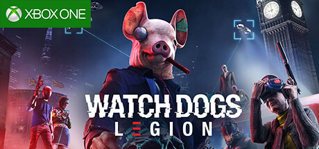 Watch Dogs Legion Xbox One Code kaufen